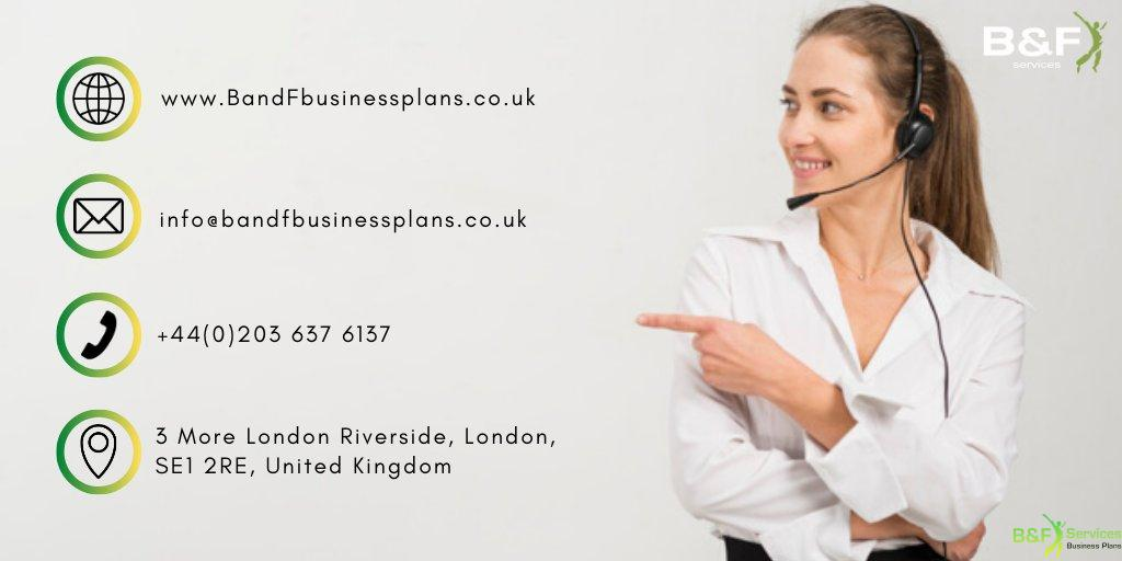 B & F Business plan consulting