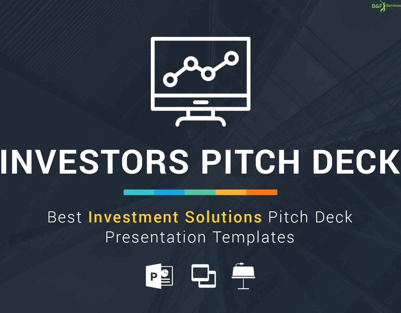 Best Pitch Deck For Investors 2022