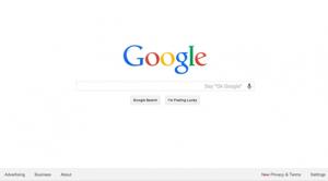 Google uses white spaces