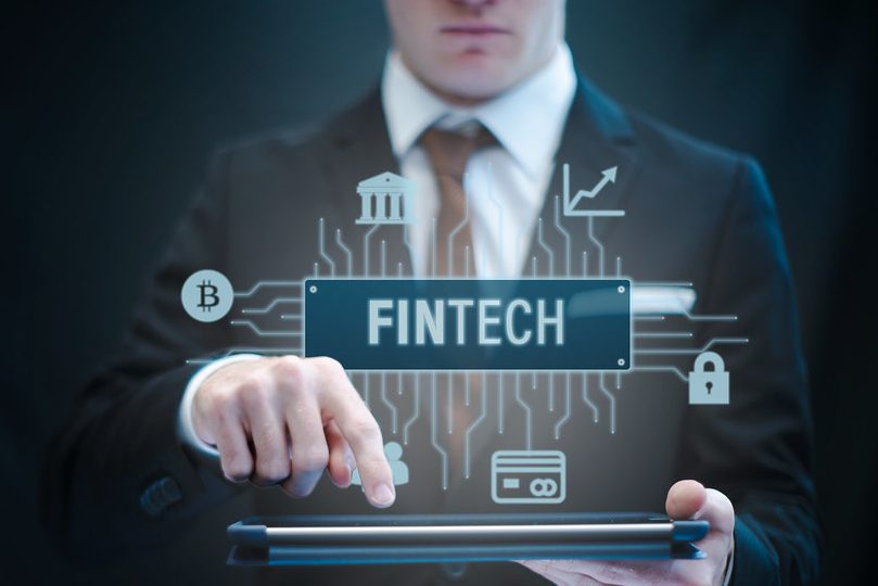 Advancement of Fintech has contributed to a cashless society.