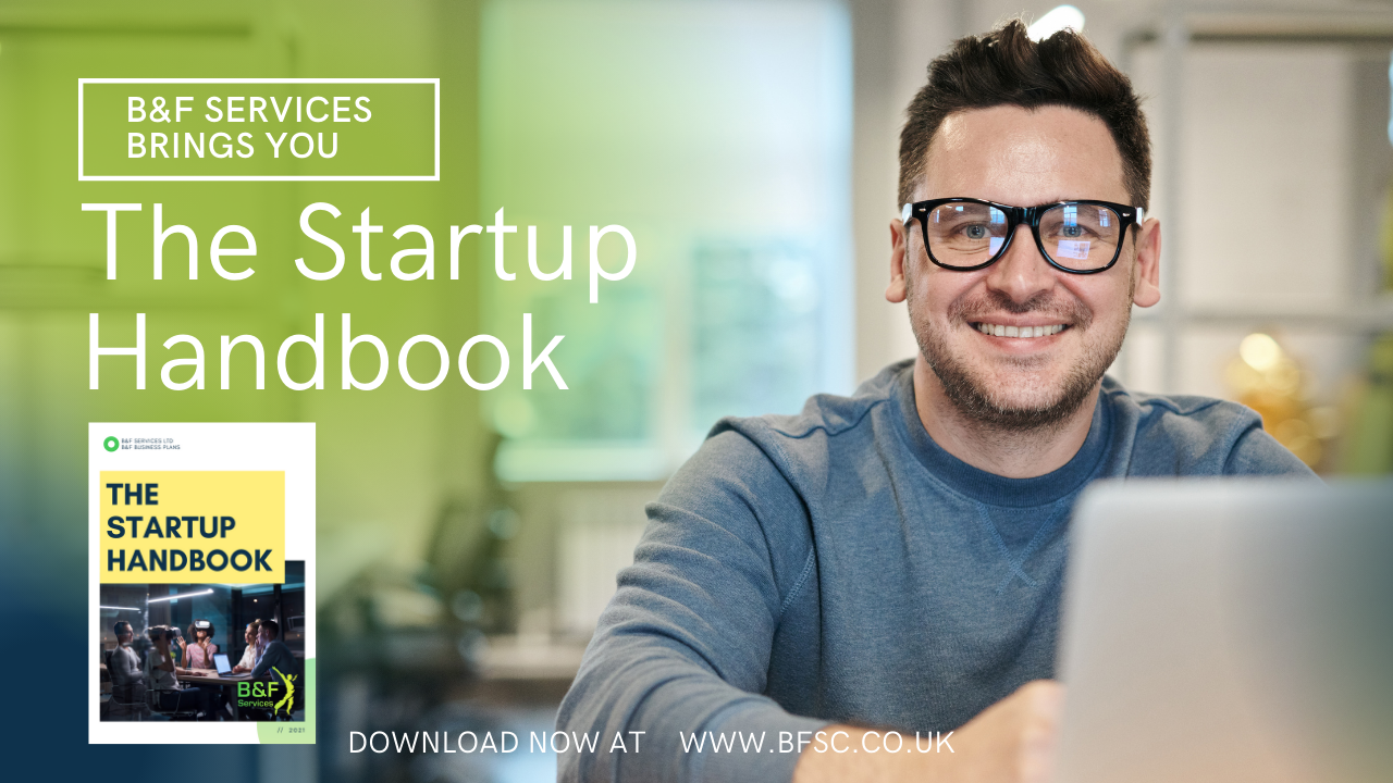 B&F Services Launched a Startup Handbook - Download Free Now