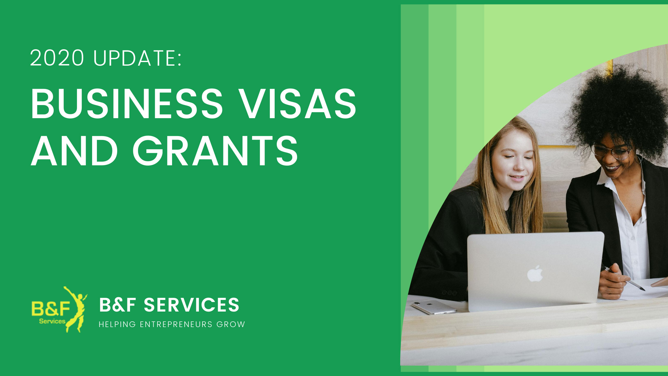2020 SME Update - Business Visas & Grants
