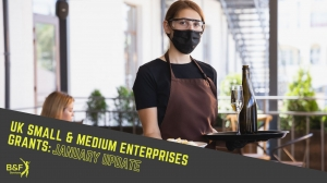 UK Small & Medium Enterprises Grants: January Update