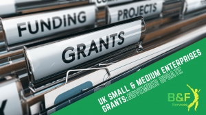 UK Small & Medium Enterprises Grants: November Update